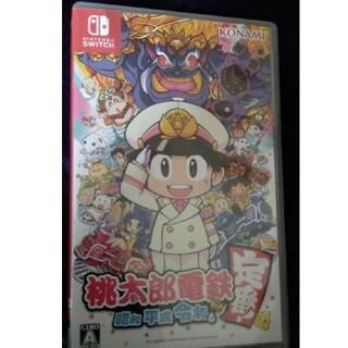ニンテンドースイッチ(Nintendo Switch)のswitch 桃鉄kenさん専用(携帯用ゲームソフト)