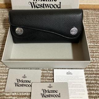 Vivienne Westwood - ヴィヴィアンウエストウッド Dot ダブルフラップ長財布