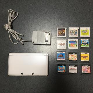 ニンテンドー3DS - 任天堂3DS本体+ソフトセット