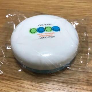 シセイドウ(SHISEIDO (資生堂))の【新品】資生堂 ベビーパウダー プレスドパウダー 1個《送料込》(フェイスパウダー)