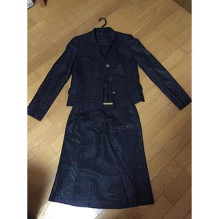 バーバリー(BURBERRY)のBurberry黒スーツ(スーツ)
