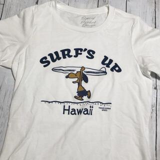 SNOOPY - スヌーピーTシャツ(Hawaiiで購入)新品