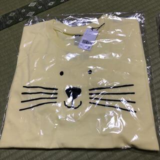 グラニフ(Design Tshirts Store graniph)のグラニフ Tシャツ 半袖 猫(Tシャツ(半袖/袖なし))