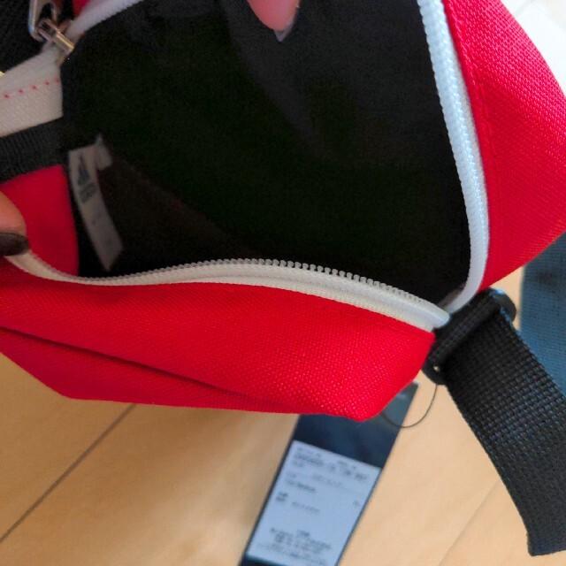 adidas(アディダス)のadidas バック レッド レディースのバッグ(ショルダーバッグ)の商品写真