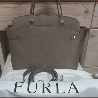 Furla - FURLA AGATA  2WAYバッグ ショルダー ハンドバッグ