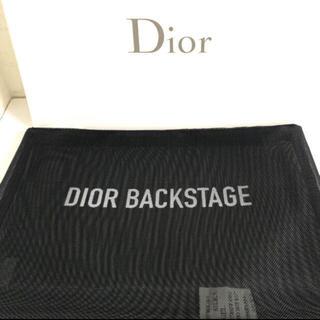 Dior - Dior ディオール 化粧ポーチ ポーチ メッシュポーチ