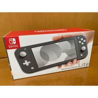 Nintendo Switch Lite ニンテンドースイッチ ライト 任天堂