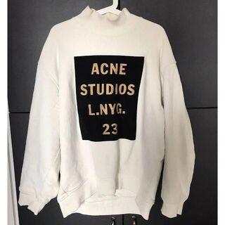 アクネ(ACNE)のAcne studios L NYG 23 Sweatshirt(スウェット)
