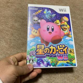 ウィー(Wii)の「星のカービィ Wii」(家庭用ゲームソフト)