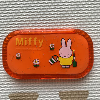 【新品未使用】ミッフィー鏡、櫛のセット(ミラー)