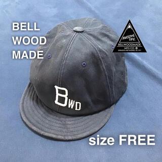 ギャップ(GAP)のBELLWOODMADE ベルウッドメイド キャップ 帽子 アウトドア キャンプ(キャップ)