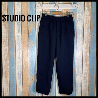 スタディオクリップ(STUDIO CLIP)の【大人気】 Studio clip   ストレート パンツ Mサイズ(ワークパンツ/カーゴパンツ)
