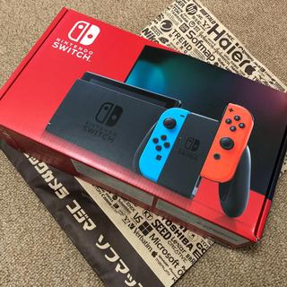 Nintendo Switch - Switch 任天堂 スイッチ 本体 ネオン ニンテンドウ 新品・未使用・未開封