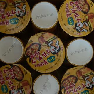ブルダック チーズ味 カップ麺 14個セット(インスタント食品)