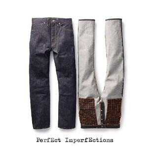Levi's - 【29】1944 501 LVC Perfect Imperfections