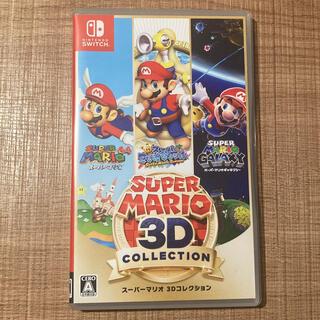Nintendo Switch - スーパーマリオ 3Dコレクション Switch ソフト
