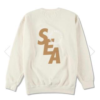 SEA - WIND AND SEA SD SWEAT SHIRT / IVORY