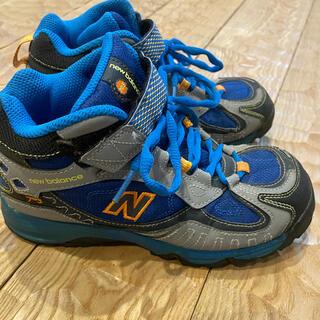 ニューバランス(New Balance)の登山靴 21センチ(登山用品)