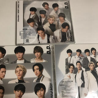 Johnny's - SnowMan CD D.D