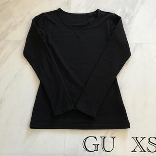 ジーユー(GU)のGU   STYLE-HEAT*XS*(Tシャツ(長袖/七分))