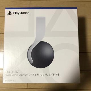 PlayStation - ps5 ワイヤレスヘッドセット wireless headset 2つセット