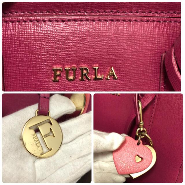 Furla(フルラ)の【良好】フルラ TESSA ハンドバッグ ショルダー 2way レディースのバッグ(ショルダーバッグ)の商品写真