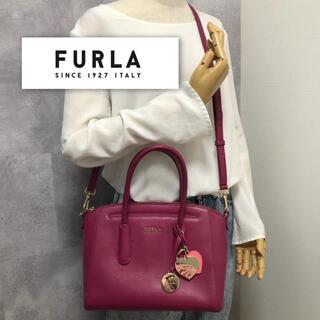 Furla - 【良好】フルラ TESSA ハンドバッグ ショルダー 2way