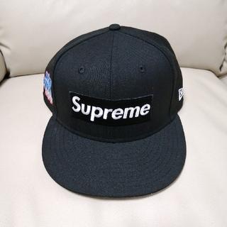 シュプリーム(Supreme)の20fw Supreme NEW ERA ボックスロゴ キャップ ブラック(キャップ)