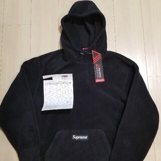 シュプリーム(Supreme)の20新品 シュプリーム Supreme Polartec Hooded  M(パーカー)