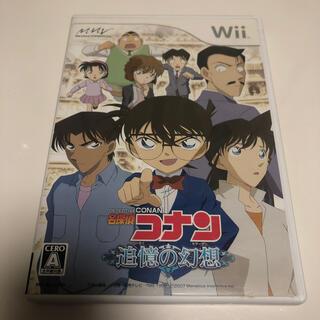 ウィー(Wii)の名探偵コナン 追憶の幻想(ミラージュ) Wii(家庭用ゲームソフト)