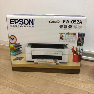 エプソン(EPSON)のEPSON EW-052A(PC周辺機器)