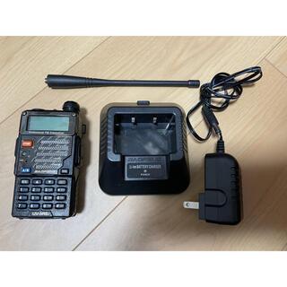 BAOFENG UV-5RE トランシーバー デュアルバンド VHF/UHF(アマチュア無線)