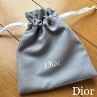 クリスチャンディオール(Christian Dior)のDior ディオール 巾着 新品未使用(ポーチ)