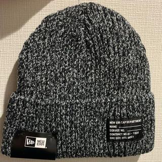 ニューエラー(NEW ERA)のNEW ERA ニューエラ ニットキャップ ニット帽 新品未使用(ニット帽/ビーニー)