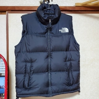 THE NORTH FACE - 美品 NORTH FACE Nuptse Vest ND91843 Lブラック