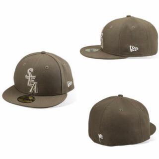 wind and sea newera new era Lサイズ