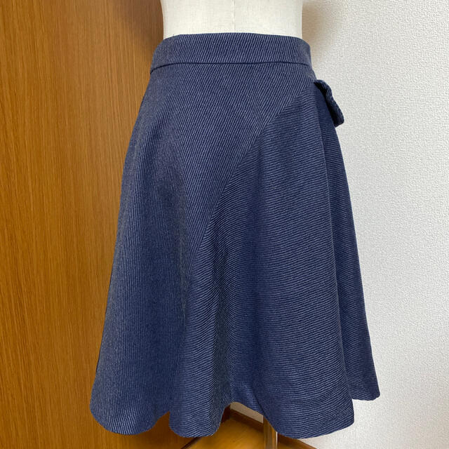 Vivienne Westwood(ヴィヴィアンウエストウッド)のVivienn Westwood  巻きスカート レディースのスカート(ひざ丈スカート)の商品写真
