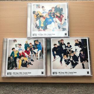 ボウダンショウネンダン(防弾少年団(BTS))のBTS CD 3枚セット(アイドルグッズ)
