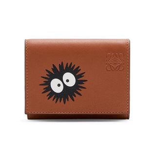 LOEWE - ダストバニー 6カード 三つ折り財布 (クラシックカーフ)