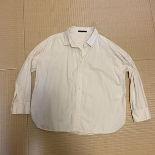 バンヤードストーム(BARNYARDSTORM)のバンヤードストーム コーデュロイシャツ オフホワイト (シャツ/ブラウス(長袖/七分))
