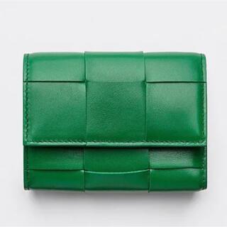 ボッテガヴェネタ(Bottega Veneta)のBottega Veneta イントレチャート 三つ折り財布 人気色(財布)