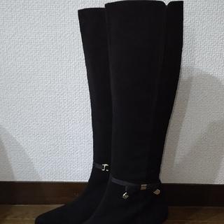 ストロベリーフィールズ(STRAWBERRY-FIELDS)のストロベリー・フィールズ ブーツ(ブーツ)