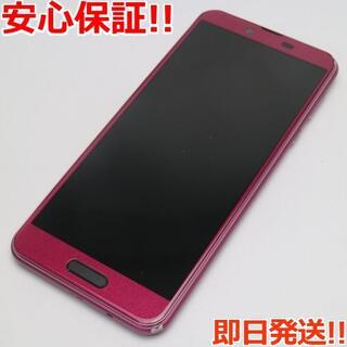 アンドロイドワン(Android One)の美品 Y!mobile Android One X4 ピンク (スマートフォン本体)