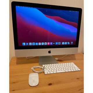 Mac (Apple) - 美品 APPLE iMac IMAC MMQA2J/A 2017