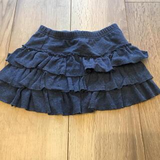 ベビーギャップ(babyGAP)のベビーキッズ フリル 80(スカート)
