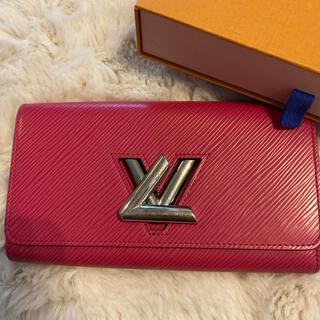ルイヴィトン(LOUIS VUITTON)のルイヴィトン ポルトフォイユツイスト 正規品(財布)