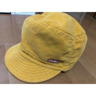 チャムス(CHUMS)のCHUMS 帽子 TG キャップ コーデュロイ(キャップ)