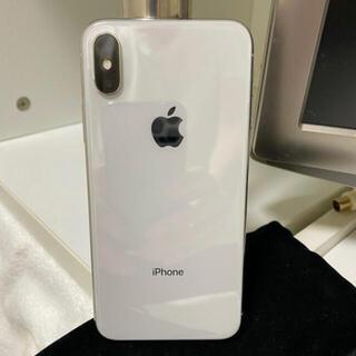 iPhone - iPhoneX 64GB  Silver  新品・未使用