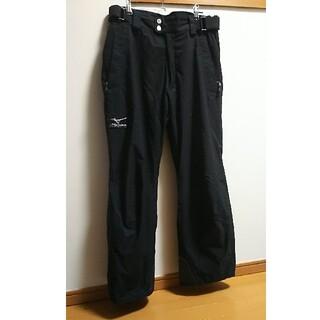 MIZUNO - 【MIZUNO】【ブレスサーモ】スキーウェア(パンツのみ)ブラックL