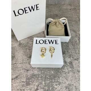 LOEWE - LOEWE/ロエベ ピアス 綺麗 美品